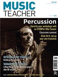 Music Teacher Magazine